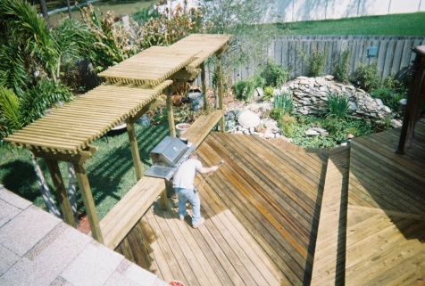65-staining-deck
