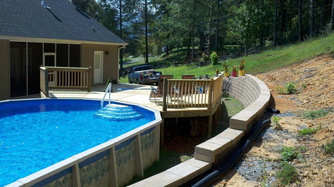 deck hand railing