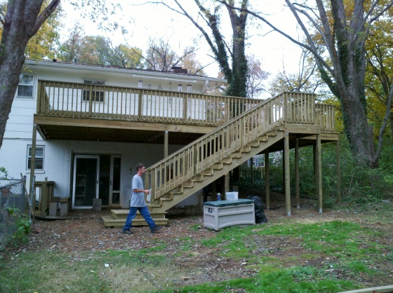 finished picture of deck