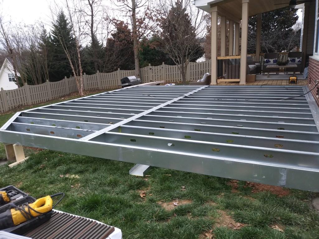 Deck porch builders Farragut tn dan