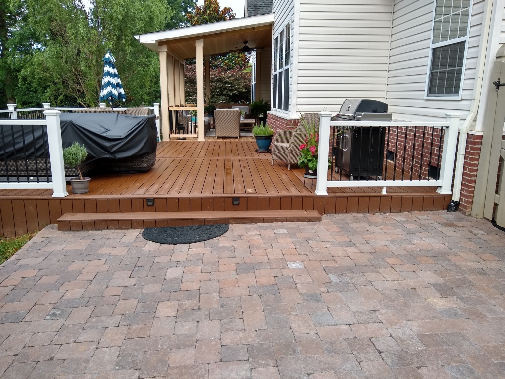 Deck builder finished picture