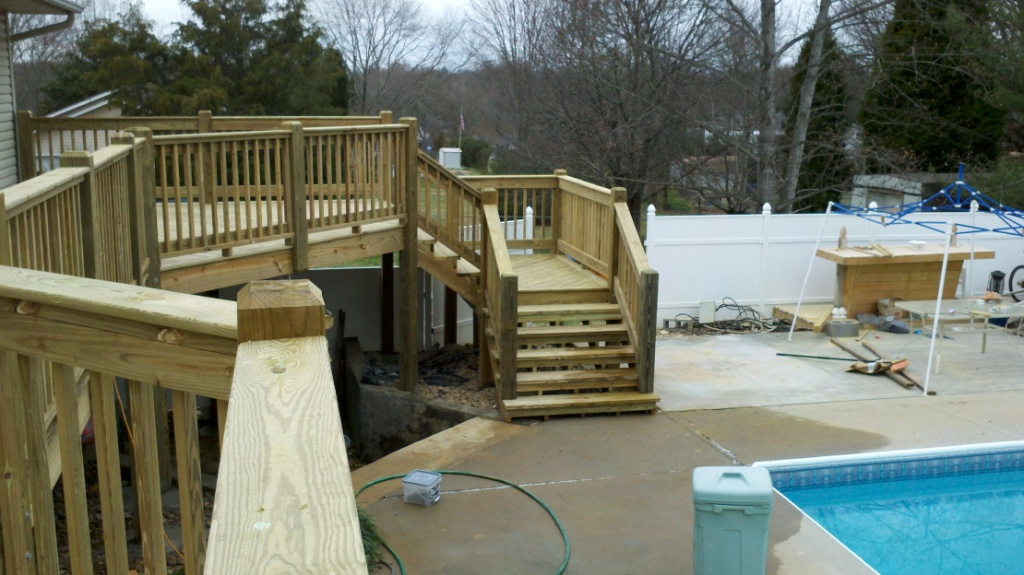 Deck and porch builders maryville tn